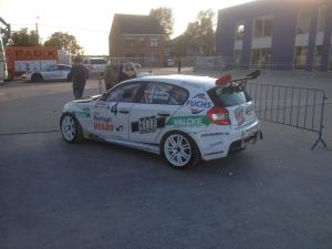 Hans Weijs Jr. aast op revanche in Rallye de Mettet