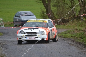 Preview Rallysprint van Marchin