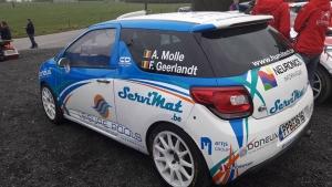Twee ambitieuze piloten bij J-Motorsport in de Spa Rally