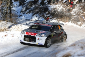 J-Motorsport met twee DS3 R5's in de Rally van Zweden