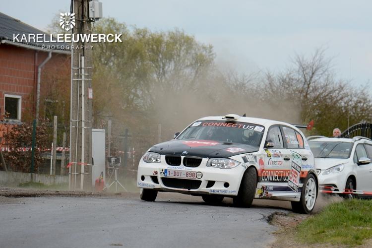 Hans Weijs gastvedette tijdens de ORC Rally