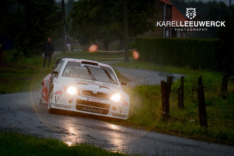 Andy Lefevere over zijn deelname aan de Rally van Staden