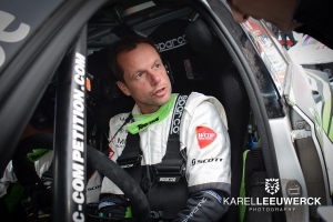 Station Le Seau Rallysprint Monteberg: Win een co-drive met Freddy Loix