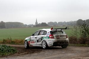 Klinkende overwinning van Hans Weijs Jr. in Rallye de Mettet