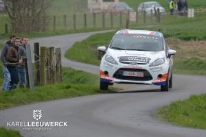 TAC Rally Junior BRC: Jelle Vermeire pakt de zege en de Award