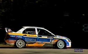 Jonas Langenakens kijkt uit naar de Sezoens Rally