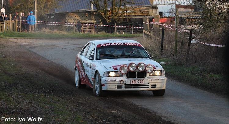 GTC Rally: Spannende finale in de M Cup