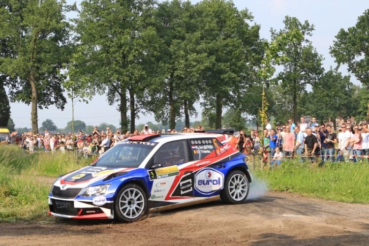 Bernhard ten Brinke goed voorbereid naar WRC Deutschland