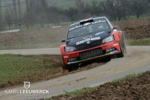 Vincent Verschueren blikt vooruit op de Herock Spa Rally