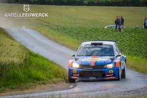 Sterke finale in Ypres Rally geeft Hermen Kobus vertrouwen