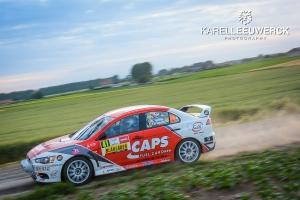 Bert Coene blikt terug op de Ypres Rally