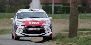 Kenotek Ypres Rally:  ERC Juniors vormen de ideale referentie