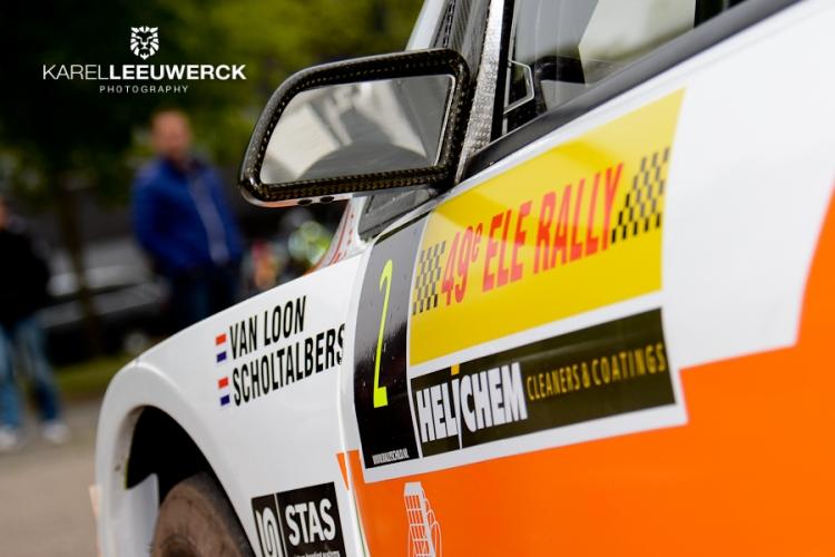 ELE Rally 2016 staat bol van spectaculaire vernieuwingen