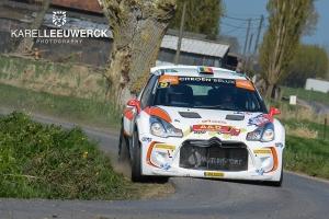 Hans Weijs Jr. speerpunt op topaffiche voor Short Rally van de Monteberg