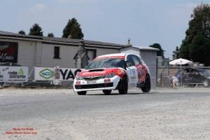 Bert Truyens met Subaru Impreza WRX STi naar Hannuit