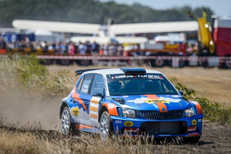 GTC Rally: Hermen Kobus als een kampioen naar zege, Debackere vierde