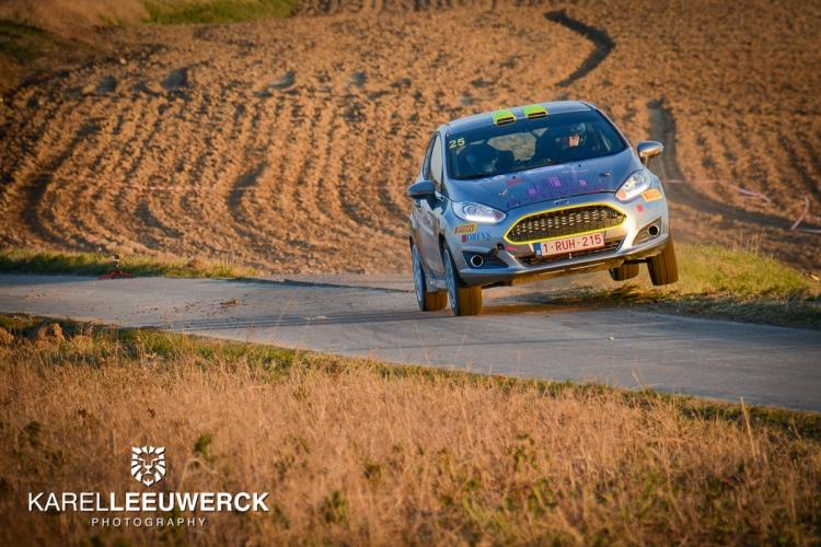 TAC Rally: Niels Reynvoet verdedigt zijn leidersplaats