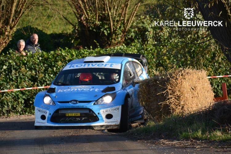 Didier Duquesne blikt vooruit op de ORC Rally