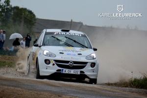 East Belgian Rally: Strijd voor de finale voor de RNT Challenge