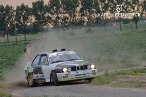 Didier Vanwijnsberghe trekt met andere Belgen richting Rallye du Var