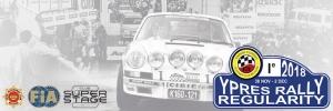 Ypres Rally regularity 2018: reglement beschikbaar