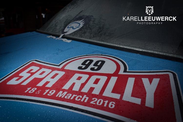 Herock Spa Rally: Regionale rijders blijven welkom