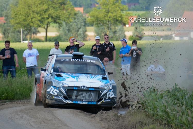 Compact programma en vernieuwd parcours voor Kenotek Ypres Rally