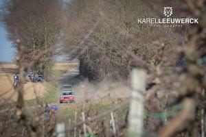 Mats van den Brand maakt kennis met de TAC Rally