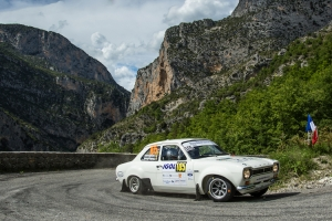 Historic Rally Promotions start in de Ypres Historic Rally