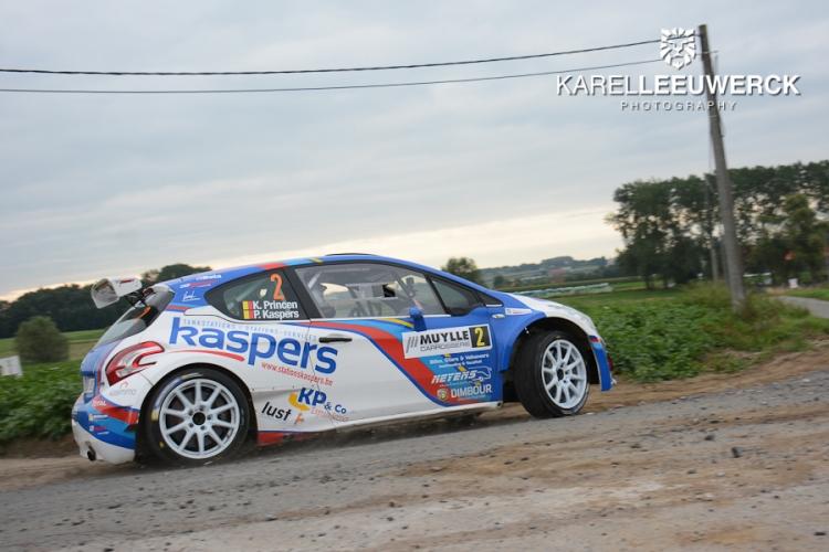 Eerste info over de Spa Rally 2016