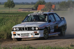 Geko Classics Ypres Rally: Champagne voor Christophe Merlevede
