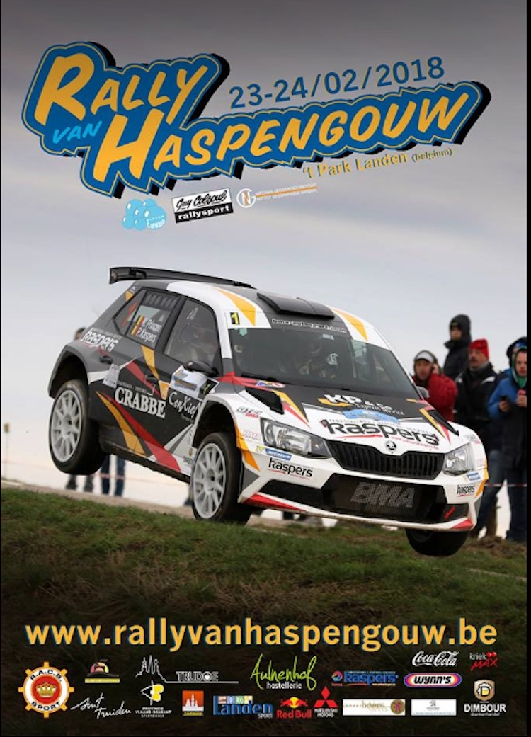 Eerste info Rally van Haspengouw