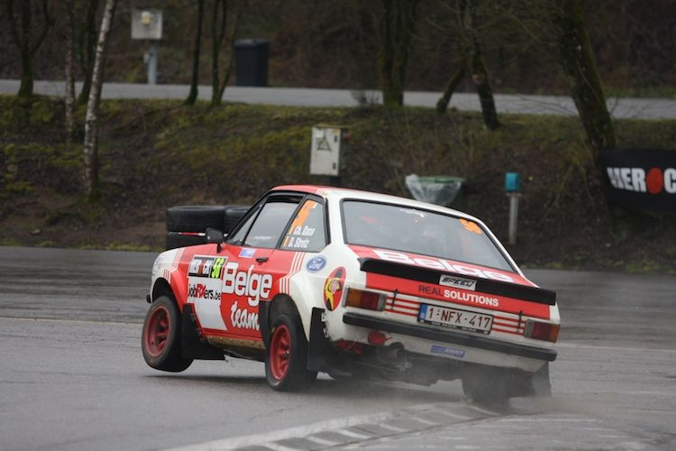 Herock Spa Rally: Indrukwekkende zege van Christophe Daco