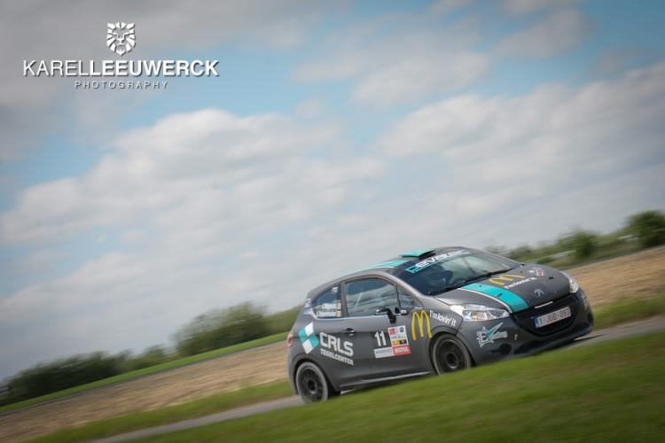 Steven Dolfen opnieuw in BRC met Peugeot 208 R2