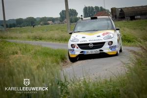 Opel Rallye Junior Team heeft een missie: de titel verdedigen