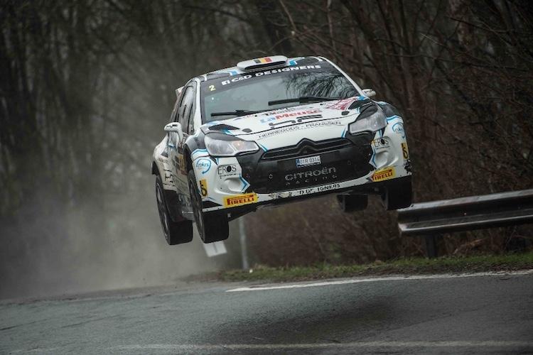 Cédric Cherain wint in extremis de Herock Spa Rally