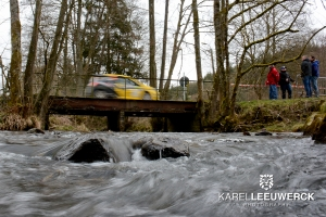 "Christian Jupsin over ""zijn"" Herock Spa Rally"