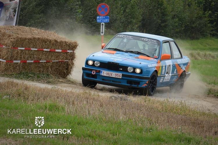ARD Autosport pakt podiumplaats in Oudenaarde