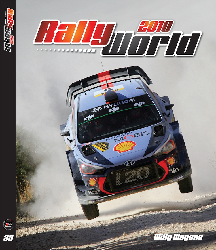 Rallyworld 2018 ligt in de rekken
