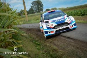 Aarova Rallysprint: Topaffiche met 8 R5's, 5 Porsches en 2 WRC's