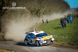 Kris Princen start dan toch in de TAC Rally