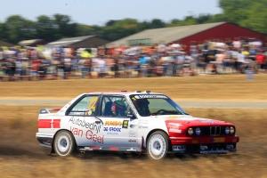 Opgave voor Mats van den Brand en Eddy Smeets in GTC Rally