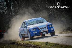 TAC Rally: Veel concurrentie voor favoriet Paul Lietaer