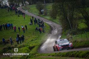 Vincent Verschueren, Kampioen van België Rally 2017!