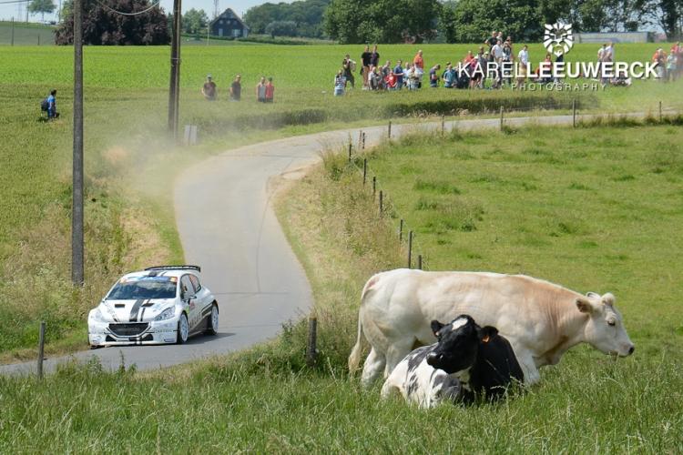 Ambitieuze plannen voor de Kenotek Ypres Rally