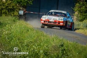 Ypres Historic Rally: Achtste overwinning voor Paul Lietaer