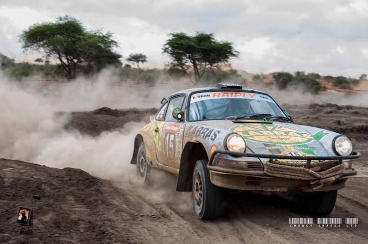 BMA sluit het sportjaar 2017 sterk af in Kenia
