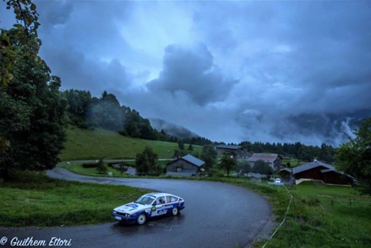 Historic Rally Promotion blikt tevreden terug op Rally Mont Blanc