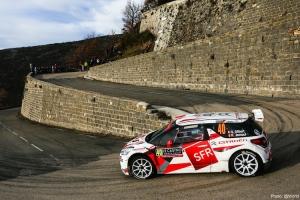 WRC2-podium voor Gilbert-Jamoul met de DS3 van DG Sport Compétition