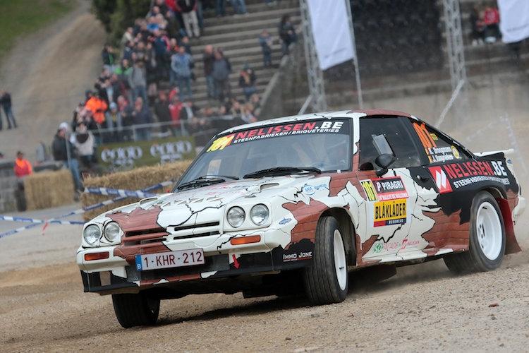 Sezoens Rally Historic: Robert Droogmans versus gravelspecialist Gunther Monnens